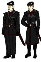 USM Dress Uniforms by MendedDragon