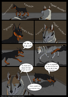 *Fight or Die* Chapter 1 Page 8 by LupusAvani