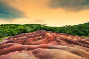 Seven Coloured Earths by hessbeck-fotografix