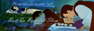 While You Were Sleeping by foreverbeginstoday