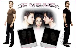 The Vampire Diaries by Caro43