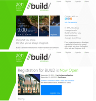Build Windows Conference by jaycee13