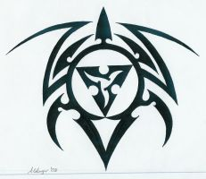 Tribal 14 by Hector-LLG