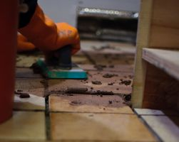 Grout by JWFisher