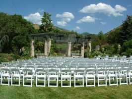 wedding set up by todds201