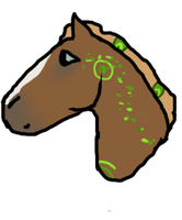 6114 - Emerald Fire - padro by UnknownRidersStable