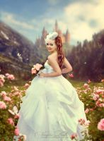 Fairytale wedding by VampireDarlla