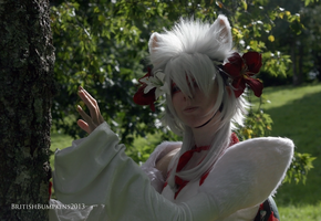 Amaterasu - Celestial Thoughts by BritishBumpkins