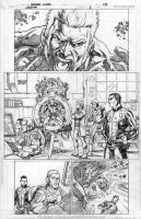 Legion Issue 1 p.13 by Cinar