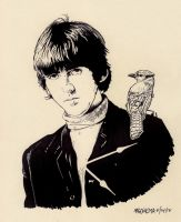 Blue Jay Way - George Harrison by JasonKoza