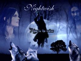 NIghtwish-7 days to the wolves by IrenaT