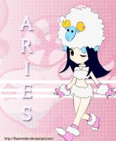 Aries by Lhaivender