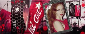 Lily Cole Signature by Vee-Deviant
