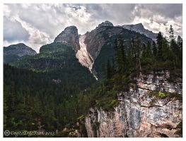 Cloudy mountains by CogitoErgoRum