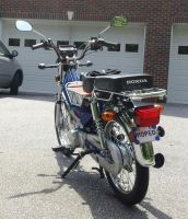 Moped clean 6 7/26/14 by p38lightning7