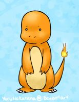 Charmander by angelic0d3