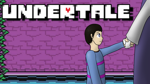 Undertale Thumbnail by TomeOfAnnwn