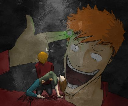 I Miss You So Much by gaara-222