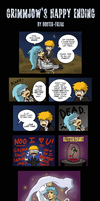 Grimmjow's Happy Ending by Booter-Freak