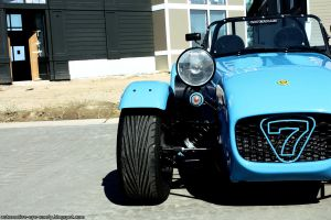 Caterham Super 7 by automotive-eye-candy
