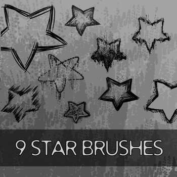 star brushes by Jenkah