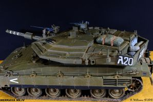 Merkava Mk.IV Top by 12jack12