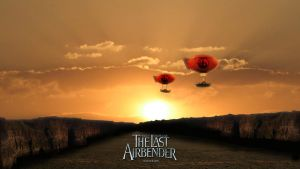 Last Airbender - War Balloons by evolutionxbox