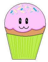 Cupcake by ally81876