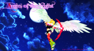 (MMDxANGL) Angel of the Night by naruchan101