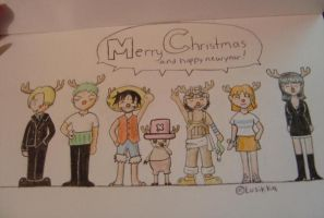 Merry :late: Chirtmas 2006 by Lusikka