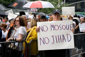 Mosque Rallies 5 by jeannewilson
