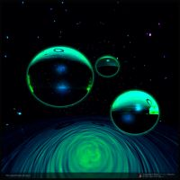 Liquid Planets Version II by jawoltze