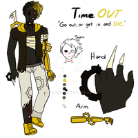 [OC] Time OUT Ref by PocketChocolate