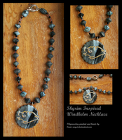 Windhelm Inspired Necklace by Canis-Angst