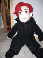 Baccano: Claire Plushie by IzzyR