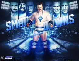 Wwe Wallpaper 2013 Smackdowns Elite Superstars by T1beeties