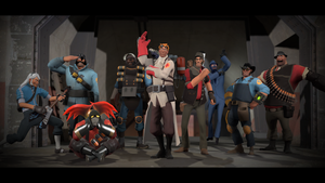 gmod - TF2 loadouts of the Badger by Stormbadger