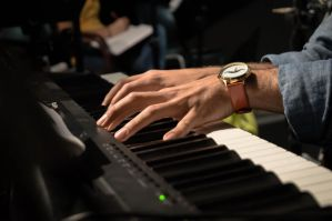 Hands on the Piano by Caramanos2000