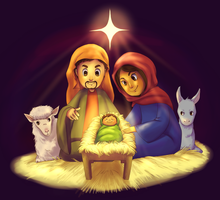 Nacimiento by Cosmic-Bear