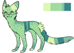 seaweed bubbles -- adopt auction by permamarker