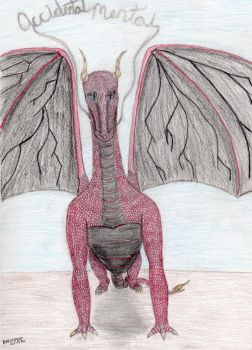 Germany Dragon by Ashwolf13
