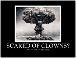 Scared of Clowns? by Patty1234