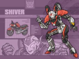 Something mecha - Shiver by juzo-kun