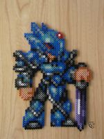 Cecil CSW Perler Beads by Cimenord