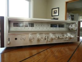 Pioneer SX-880 Stereo Receiver by JSHaseo