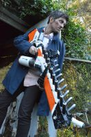 District 9 Cosplay - Wikus by Techta