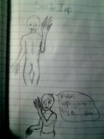 Crappy Suicide Imp Sketch by Sh4meless