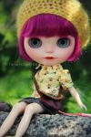 Kaja, Blythe Simply Thumpty Thump by spiti84