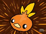 Torchic by Chrisi011