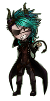 Kasper - steampunk style by SeptemberFifteenth